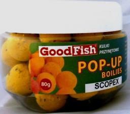 GoodFish Kulki pop-up 16mm  Scopex  80g (A-63-KP-160-SCO)