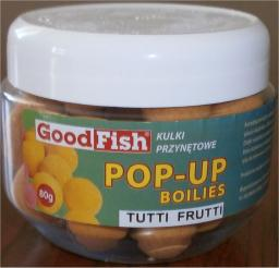 GoodFish Kulki pop-up 16mm Tutti-frutti 80g (A-63-KP-160-TFR)