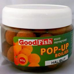 GoodFish Kulki pop-up 16mm Halibut 80g (A-63-KP-160-HAL)