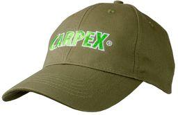 Carpex Czapka z daszkiem Carpex-oliwkowa (69-CZ-C01)