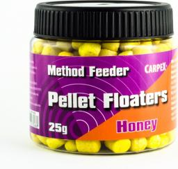 Carpex Method Feeder Pellet Floaters - Honey, 25g (64-MF-HON)