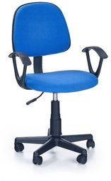 Halmar DARIAN BIS fotel młodzieżowy niebieski