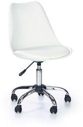 Halmar COCO fotel młodzieżowy biały