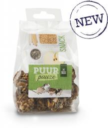WITTE MOLEN Puur 100g Vegetables Balls Apple/sunflower Seeds/oats