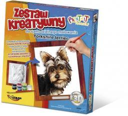 Mirage Zestaw kreatywny Yorkshire terrier (61008)