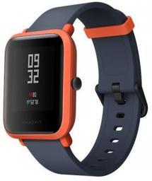 Smartwatch Xiaomi Amazfit Bip Niebiesko-czerwony  (17167)