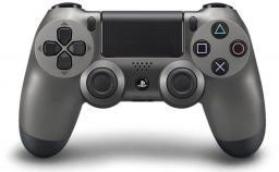 Gamepad Sony Dualshock Controller v2 Steel Black (9868262)