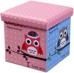 Halmar Pufa Moly Owl wielobarwna