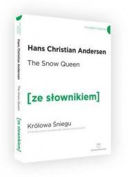 Królowa Śniegu w.angielska + słownik A2/B1