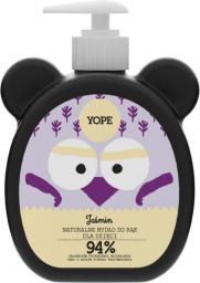 Yope Mydło dla dzieci Jaśmin 400 ml