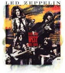 LED ZEPPELIN - HOW THE WEST WAS WON (BLU- RAY AUDIO) - 603497861033