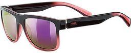UVEX Okulary sportowe LGL 21 black rose