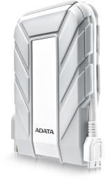 Dysk zewnętrzny ADATA HDD HD710A 1 TB Biały (AHD710AP-1TU31-CWH)