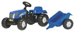 Rolly Toys Traktor New Holland z przyczepą  (5013074)