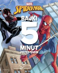 Spider-Man. Bajki 5 minut przed snem