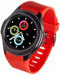 Smartwatch Garett Electronics Multi 3 Czarno-czerwony  (5903246280302)