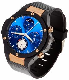 Smartwatch Garett Electronics Expert 15 Czarno-złoty  (pebayune93)