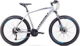"""Romet Rower górski Rambler 27,5"""" 3  srebrno-niebieski r. 18 L (1827789)"""
