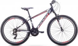 """Romet Rower górski Rambler 26"""" 1  szaro-czerwony r. 19 L (1826747)"""