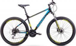 """Romet Rower górski RAMBLER 27,5"""" 2 czarno-niebieski 19 L"""