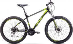 """Romet Rower górski RAMBLER 27,5"""" 2 czarno-seledynowy 19 L"""