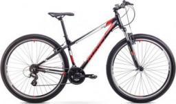 """Romet Rower górski RAMBLER 29"""" 1  czarno-czerwony 19 L"""