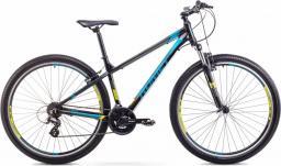 """Romet Rower górski RAMBLER 29"""" 1 czarno-niebieski 19 L"""