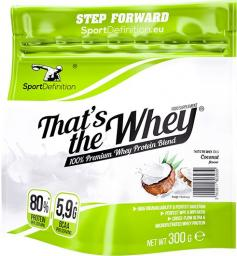 SportDefinition Thats the Whey Kokos 300g