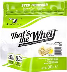 Sport Definition Thats the Whey Mascarpone-lemon cake 300g