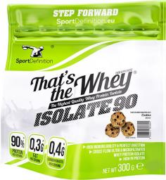 Sport Definition Thats the Whey ISOLATE Ciasteczka 300g
