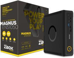 Komputer Zotac Zbox Magnus EN51050 (ZBOX-EN51050-BE)