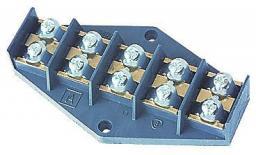 Szybkozłączka Simet Płytka rozgałęźna 20x10/15x16/10x25mm2 czarna ZPT5-16.0 83008007 (83008007)S