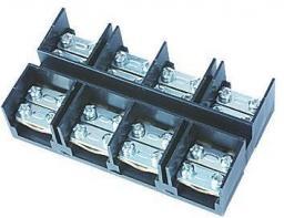 Szybkozłączka Simet Płytka odgałęźna ZPT/35mm2/5-torów czarna ZPT 4-35.0 (83009007)