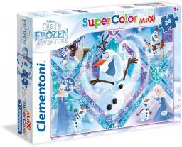 Clementoni Puzzle 24 elementy MAXI OLAF (24072 CLM)