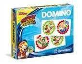 Clementoni Domino Miki i Raźni Rajdowcy
