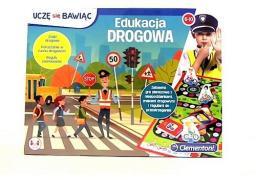 Clementoni Gra edukacyjna - Edukacja drogowa  (50024  CLM)