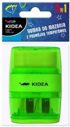 Derform Gumka do mazania + temperówka 2 ostrza Kidea (GMTPKA)
