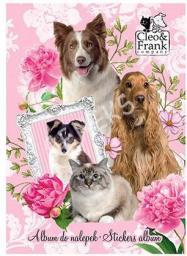 Album na naklejki A5 Cleo i Frank