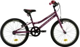 "DHS Rower dziecięcy Teranna 2004 20"" Pearl Light Gray"