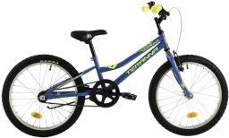 """DHS Rower dziecięcy Teranna 2001 20"""" niebieski"""