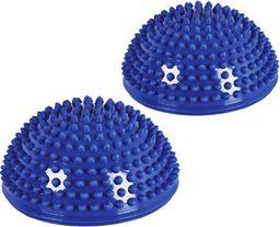 Energetic Body Półkule masujące fi 16cm - 2 sztuki niebieskie (581601)