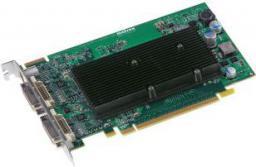 Karta graficzna Matrox M9120 512MB DDR2 (128 bit) 2x DVI (M9120-E512F)