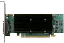 Karta graficzna Matrox M9140 512MB DDR2 (128 bit) DVI, low profile (M9140-E512LAF)