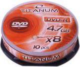 Titanum DVD-R 4.7 GB 8x 10 sztuk (E5905784763101)