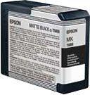 Epson Tusz Matt Black (80 ml) Stylus Pro 3800 C13T580800
