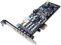 Karta dźwiękowa Asus Xonar DX/XD PCI- Express x1, System 7.1, wyjście SPDIF do VGA z HDM, 24 bity