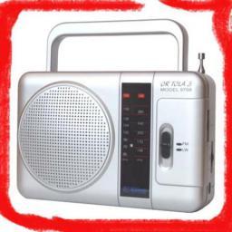 Radio Eltra TOLA 3 SREBRNA