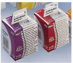 Dymo Etykiety LabelWrier (adres zwr.25x54mm-500szt) (ETK275)