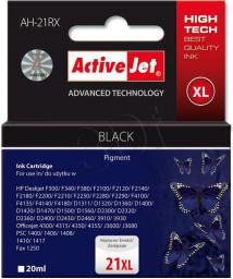 Activejet tusz AH-21RX / C9351AE nr 21 (black)