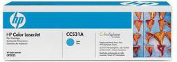 HP toner CC531A (cyan)